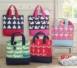 Personalized Tote Bags & Tote Bags For School | Pottery Barn Kids ...