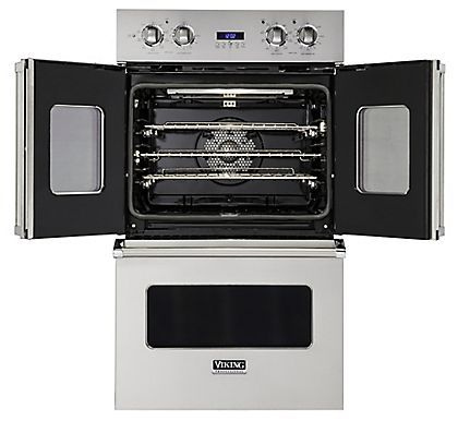 New Viking French Door Wall Oven Reviews Ratings Prices Double Doors Range And Ovens