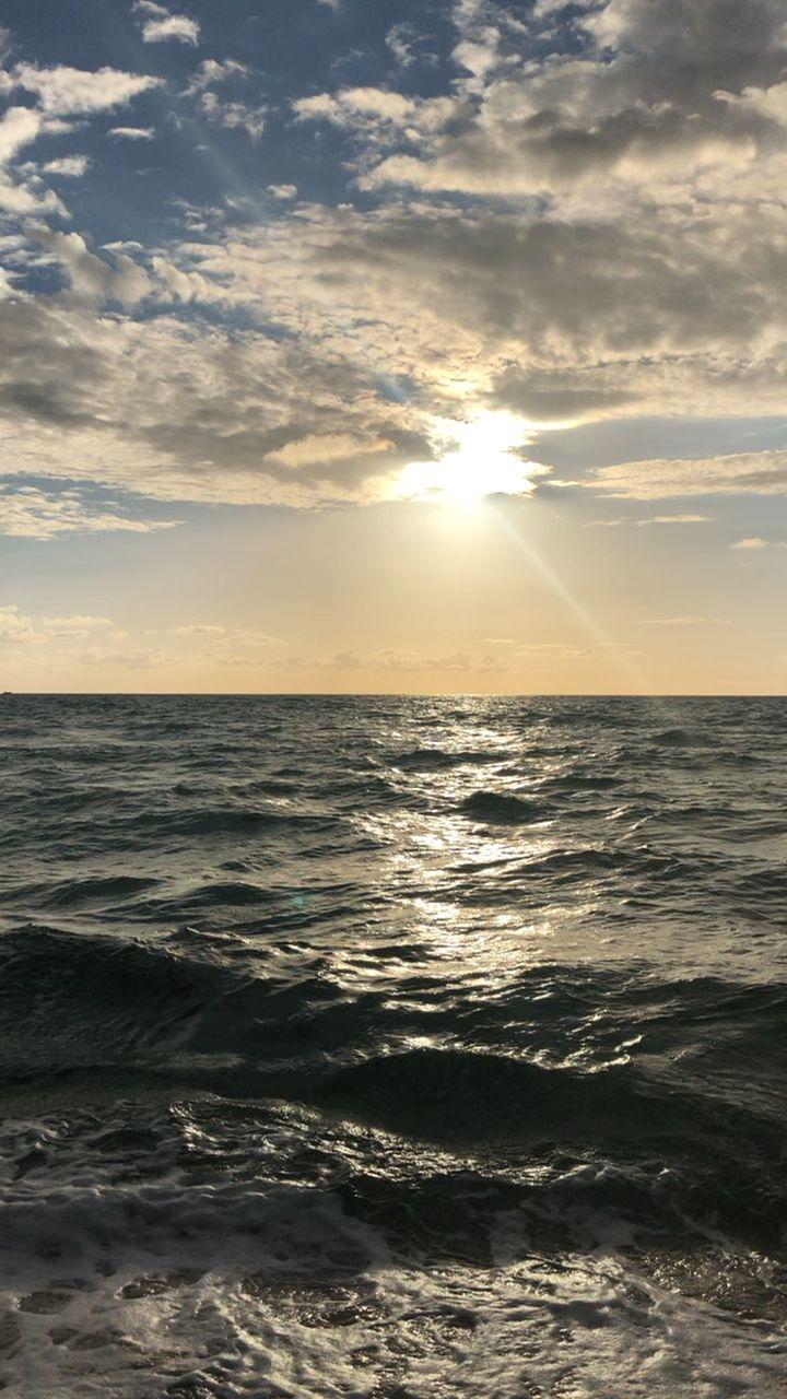 Photo of Miami Beach soloppgang