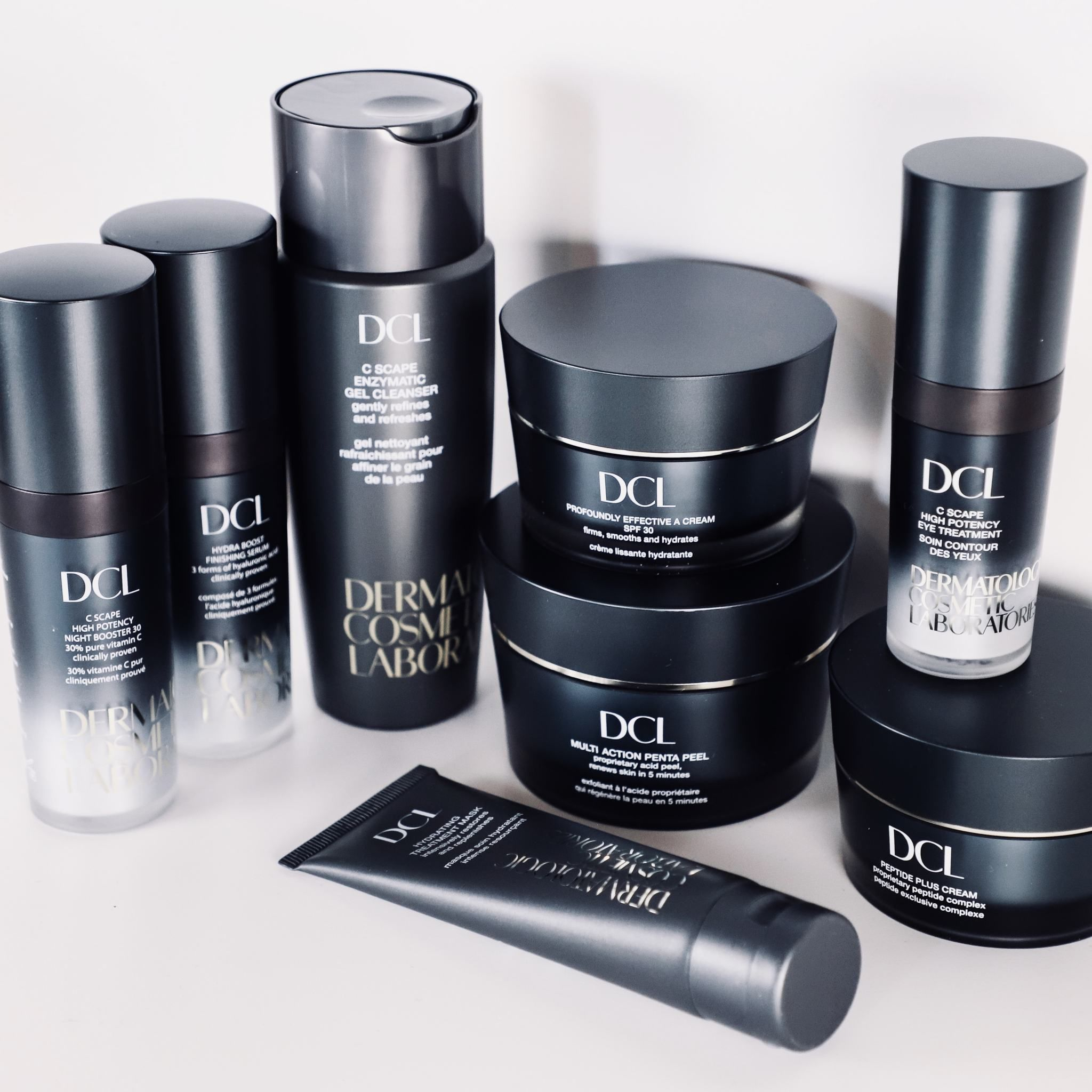 12 Days Day 8 Dcl Skincare Skin Care Cosmetics Laboratory Day