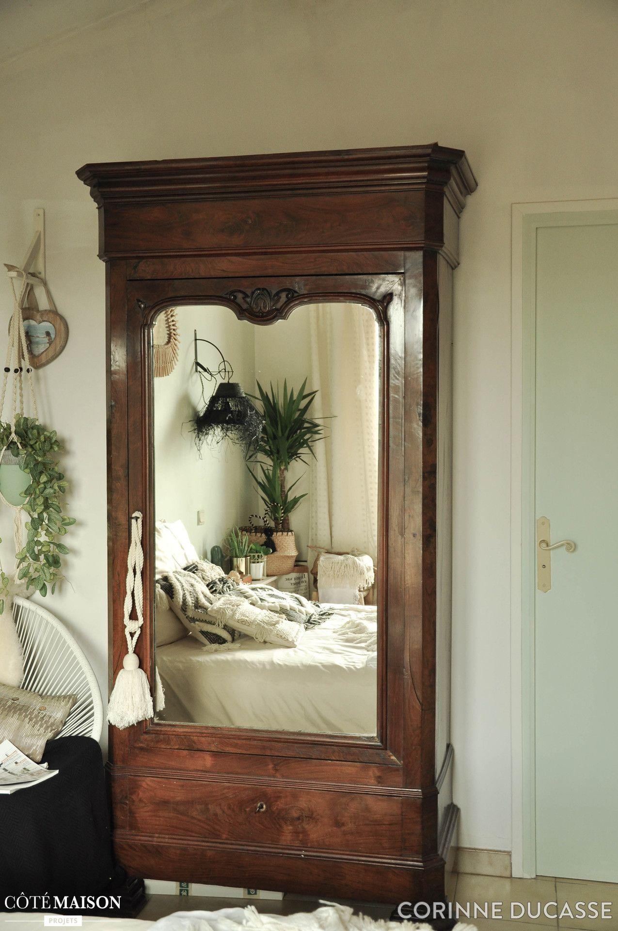 Armoire Vintage Chambre Armoire Vintage Armance With Armoire
