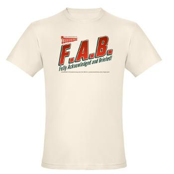 Thunderbirds FAB - Fully Acknowledged and Briefed