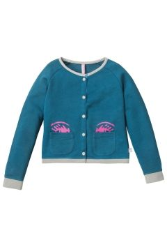 Glamping | Fall collection | Cardigan | Blue