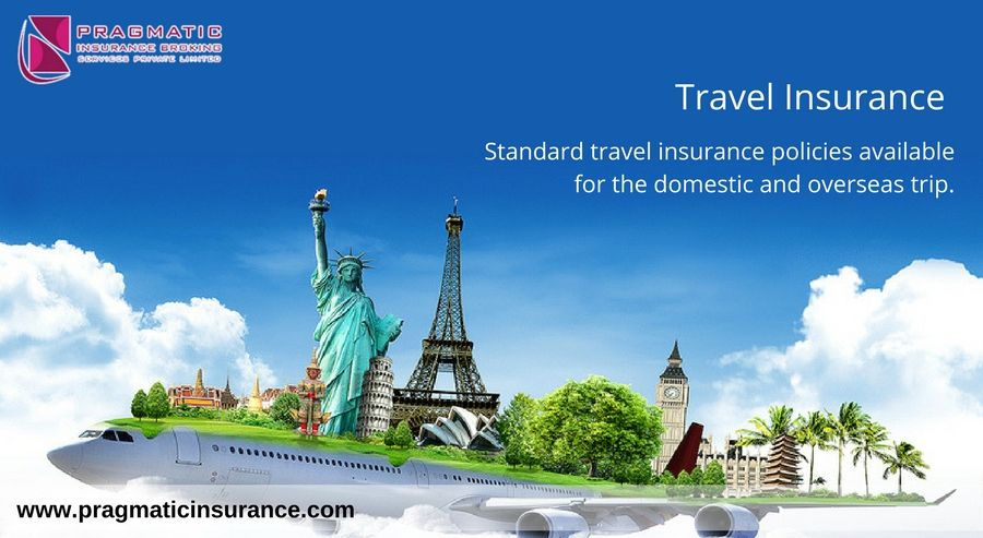 Travel Insurance Standard Travel Insurance Policies Available