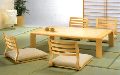 Attrayant Traditional Japanese Dining Table By Hara Design Stylish Set Japanese  Dining Room Furniture