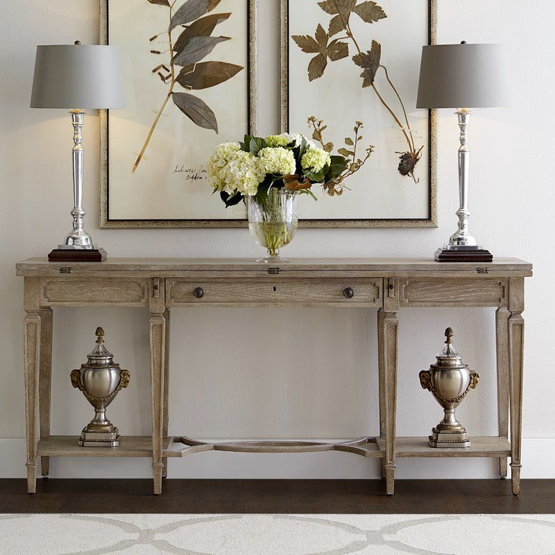 Farmhouse Console Table, Stanley Furniture Reviews