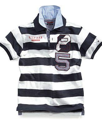 Tommy Hilfiger Kids Shirt c403b8369d6