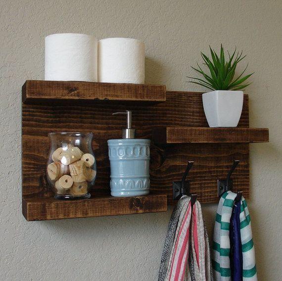 Pin de José Luis Flete en Furniture | Repisa para baño ...