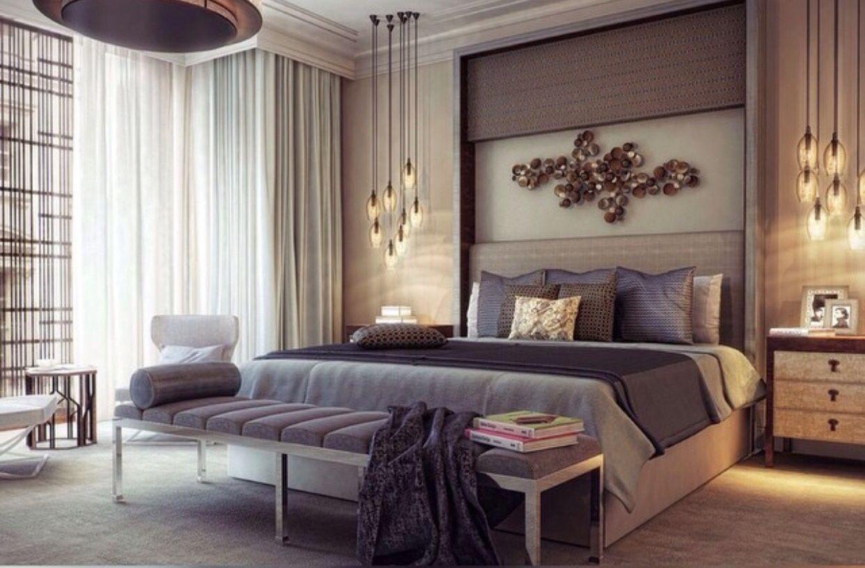 inspiring master bedroom paint color schemes | Mid Century Modern Bedroom Paint Colors, Mid Century ...