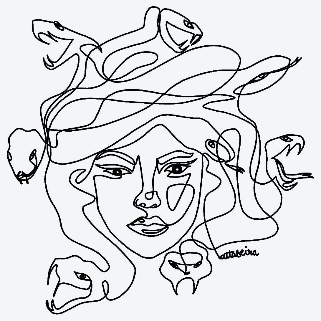 In Medusa's Eyes