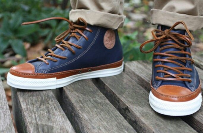 Converse Chuck Taylor All Star Boot Pinecone Hi Top