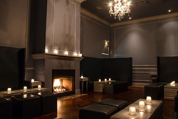 Fireplace Bars Chicago Cozy Spots For Drinks Basement Bar