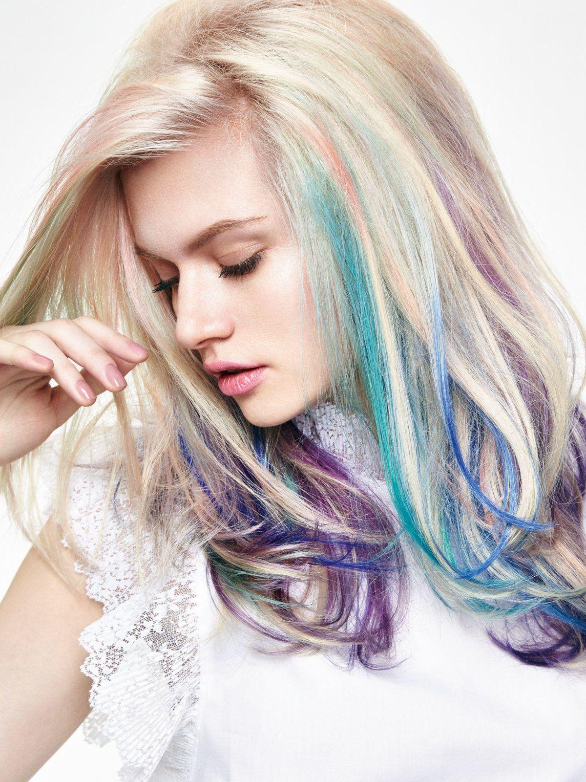Haarfarben 2017 so sehen Trends an echten Frauen aus