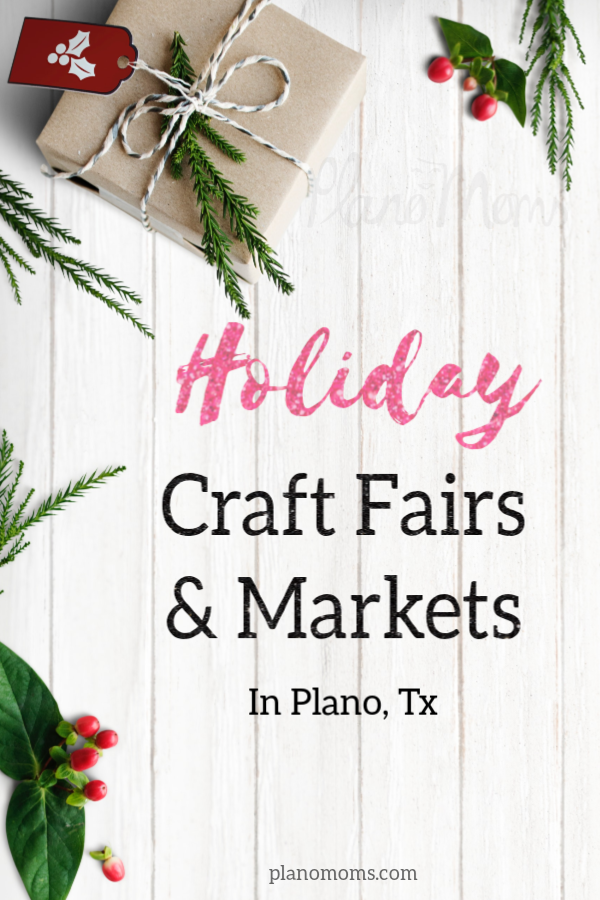 Holiday Craft Fairs In Collin County Fun Holiday Crafts Holiday Crafts Craft Fairs