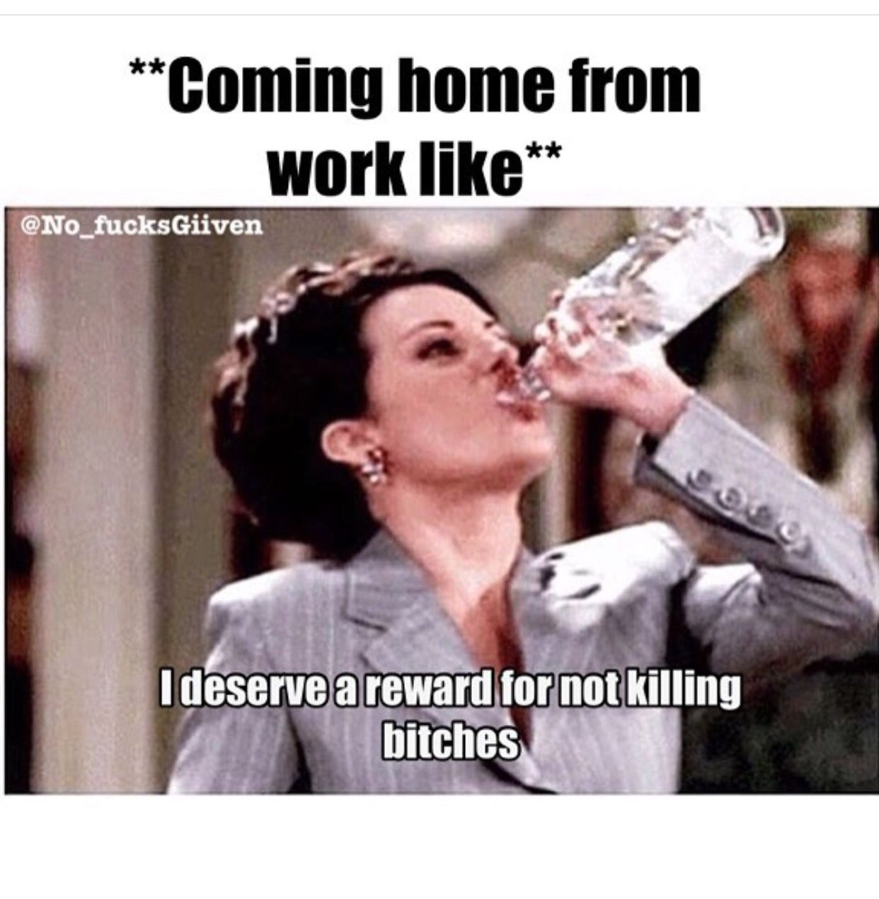 Drink Up Doll Funny Quotes Work Humor Work Memes
