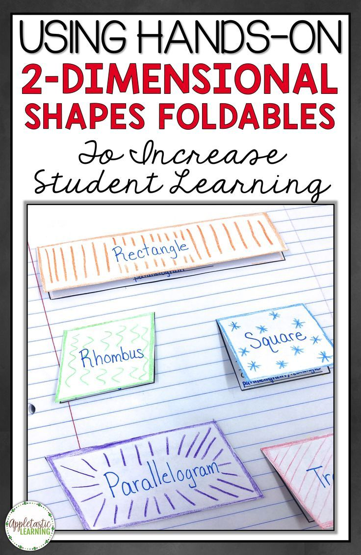 Classifying Polygons with Math Foldables - 2D Shape Classification   Math  foldables [ 1129 x 736 Pixel ]