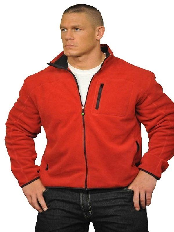 Wrestler John Cena WWE American professional Jacket