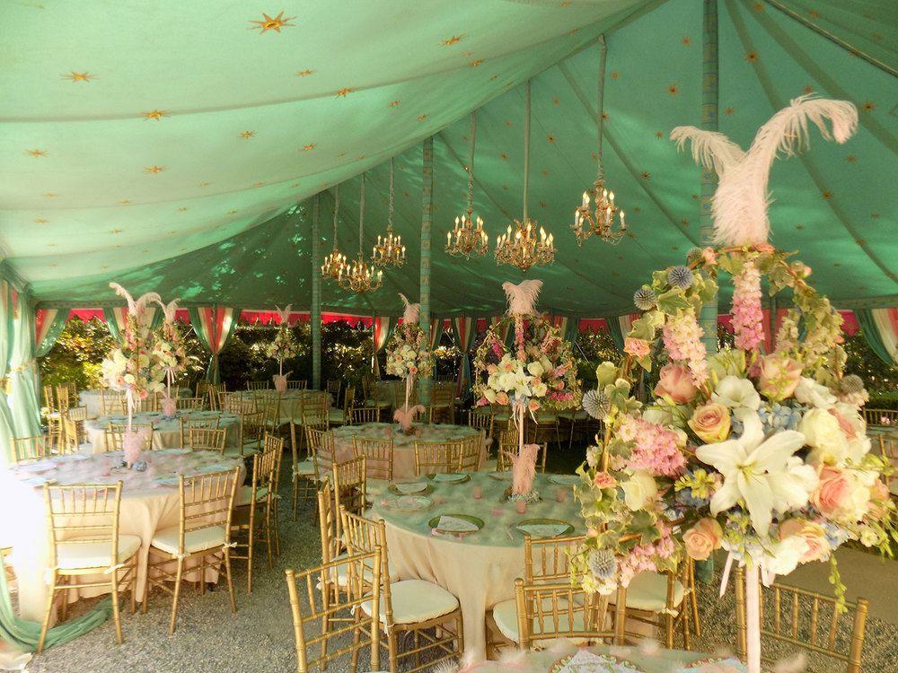 Raj Tents Luxury Tent Rentals Los Angeles Maharaja Pole Tent