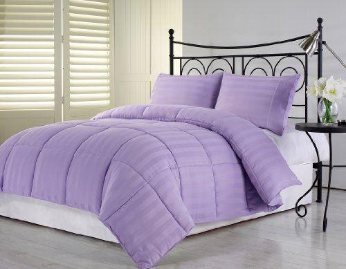 Purple Comforter Sets, Light Purple Queen Bed Set