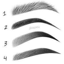 Photo of Image result for drawing eyebrows