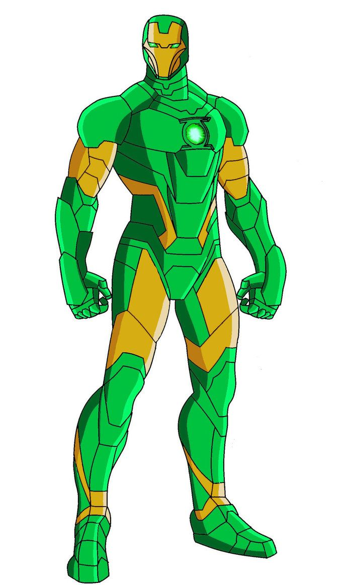 Iron Lantern By Cossiokpo Iron Lanterns Marvel Comics Art Iron Man Armor