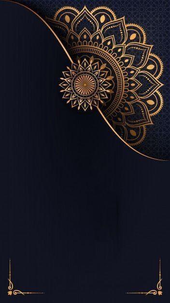 Pin By Suhaila On خلفيات للتصميم Poster Background Design Islamic Art Pattern Mandala Design Art