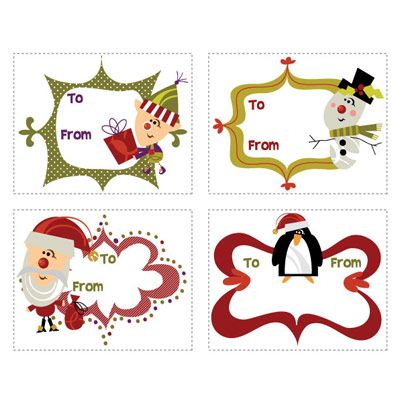 image regarding Printable Christmas Tag named Printable Xmas Labels For Small children Merry Xmas And