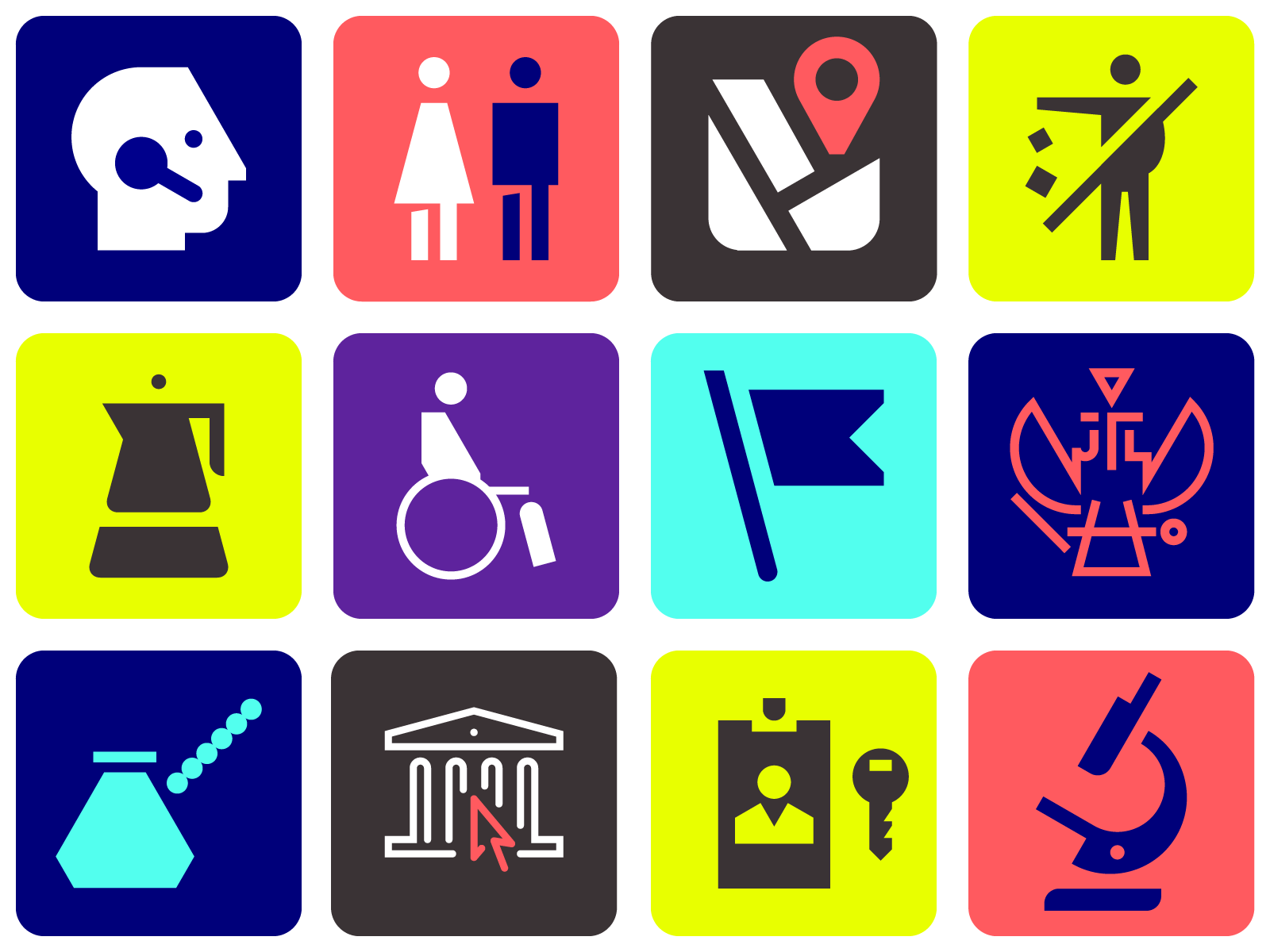 Various In 2020 Best Icons Pictogram Design Custom Icons