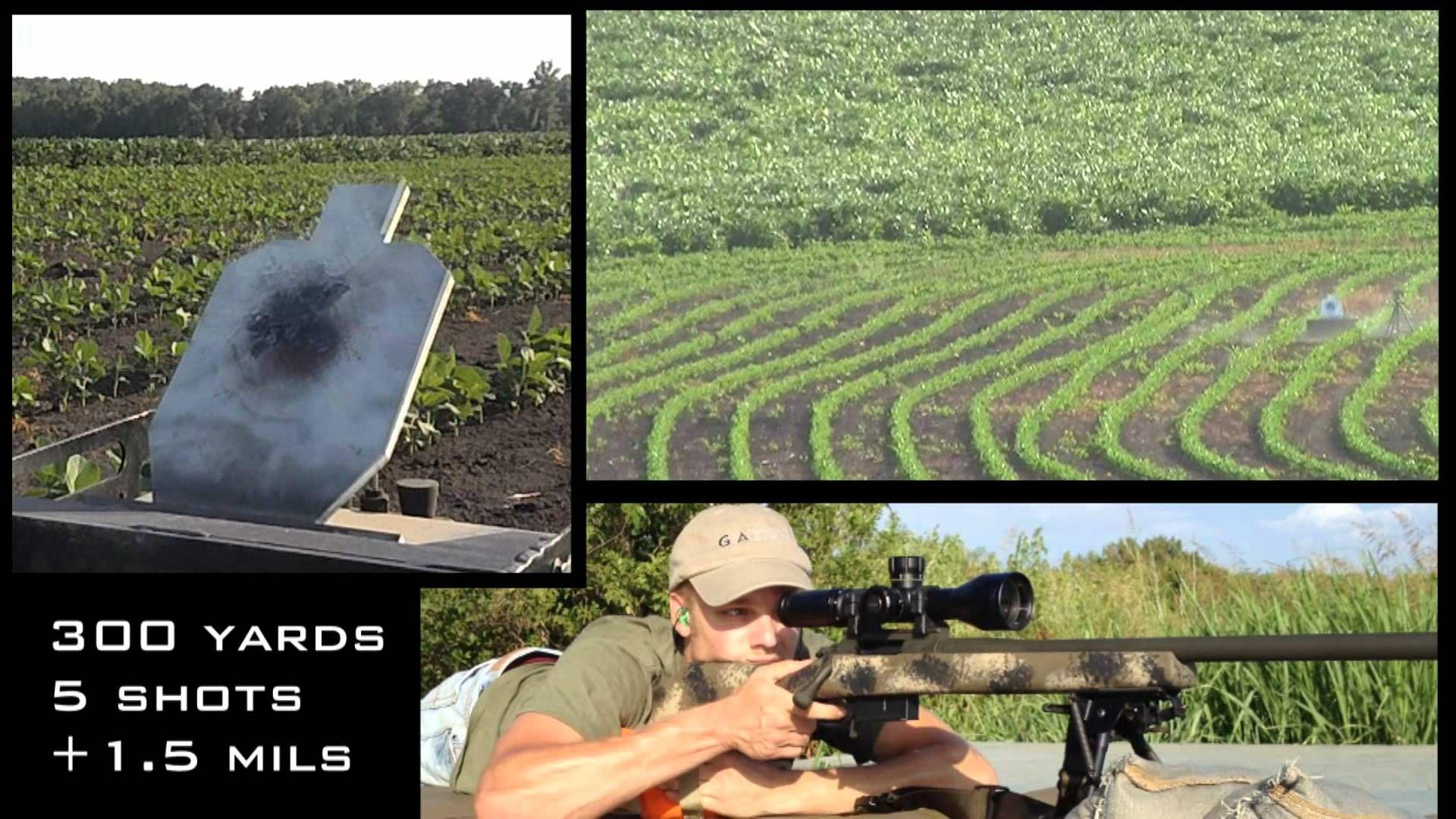 Ga Precision Thunder Ranch Shot To 1000 Yards Big Boy Toys Thunder Long Range Hunting