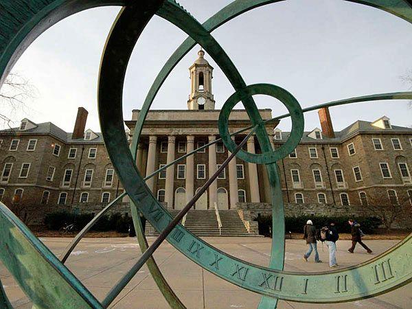 Pennsylvania state university petroleum phd thesis