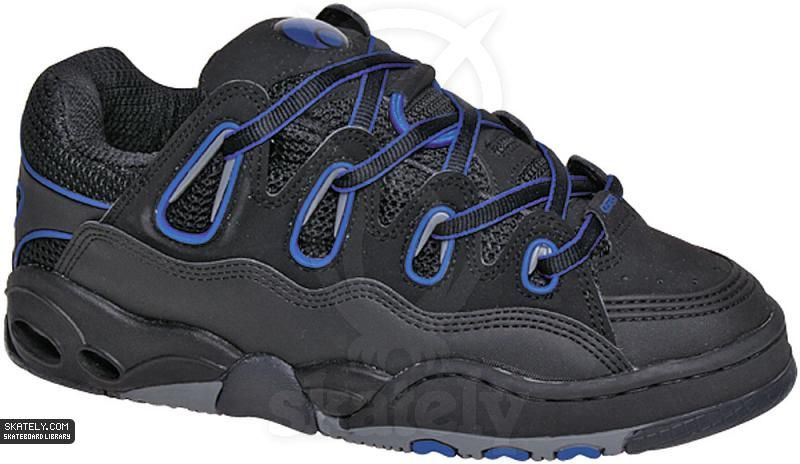 huge selection of eb057 3dc71 Osiris Shoes - D3 - Black Blue. I still own mine! I don t really wear them  now but I remembering being so stoked when I got these one Christmas.