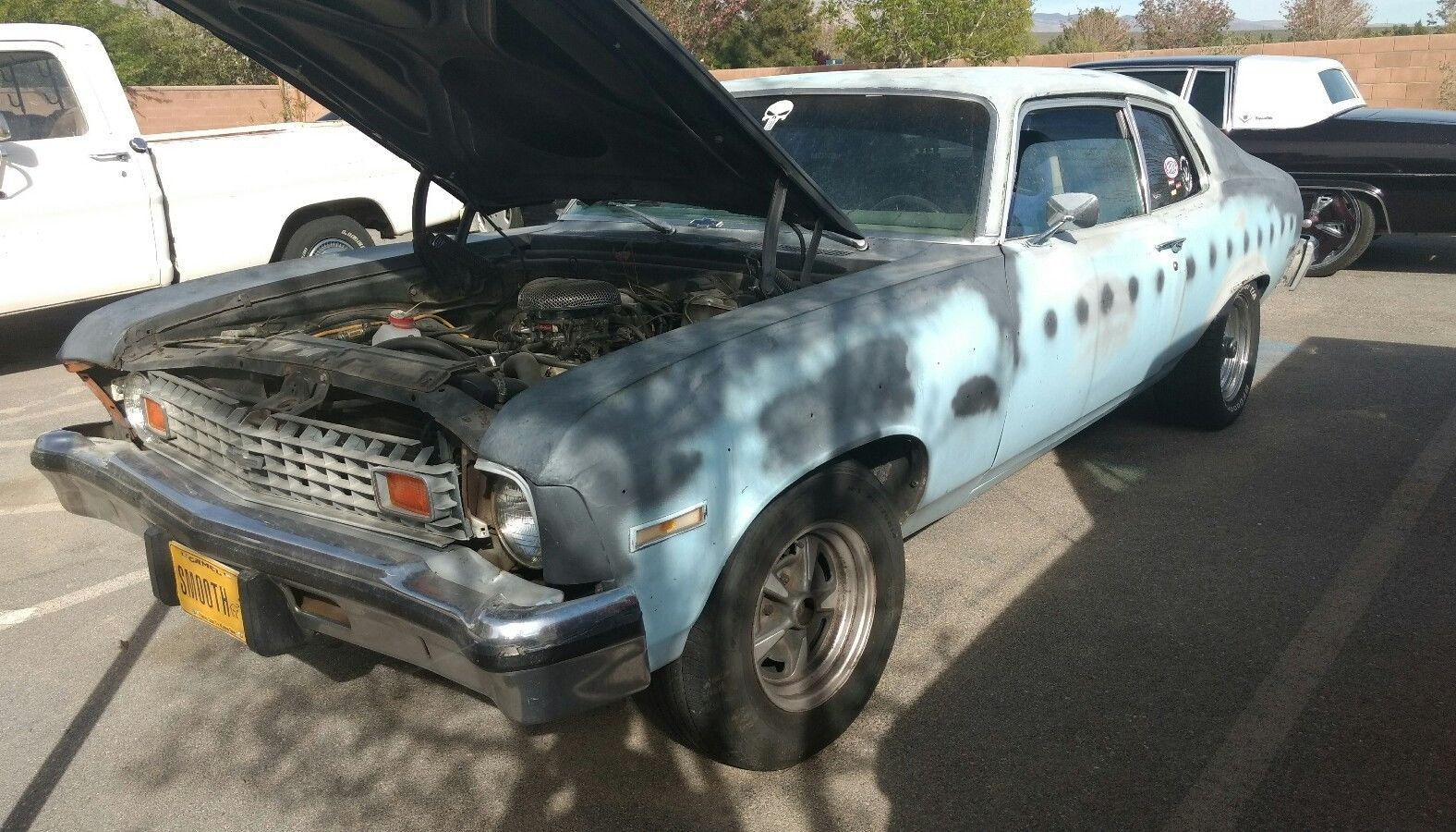 Classic coupe 1974 Chevrolet Nova project | Project cars for sale ...