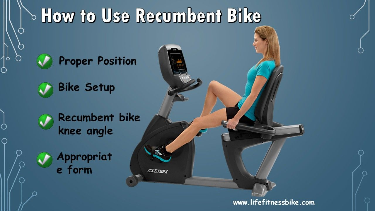 An Exerciser Should Use The Best Home Recumbent Bike If She He Don T Like To Go The Gym It Will Be Be Biking Workout Best Exercise Bike Recumbent Bike Workout