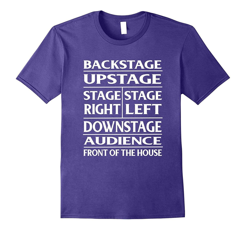 Stage Theatre Anatomy Funny TShirt