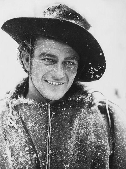 John Wayne On The Set Of The Big Trail 1930 Young John Wayne John Wayne John Wayne Movies