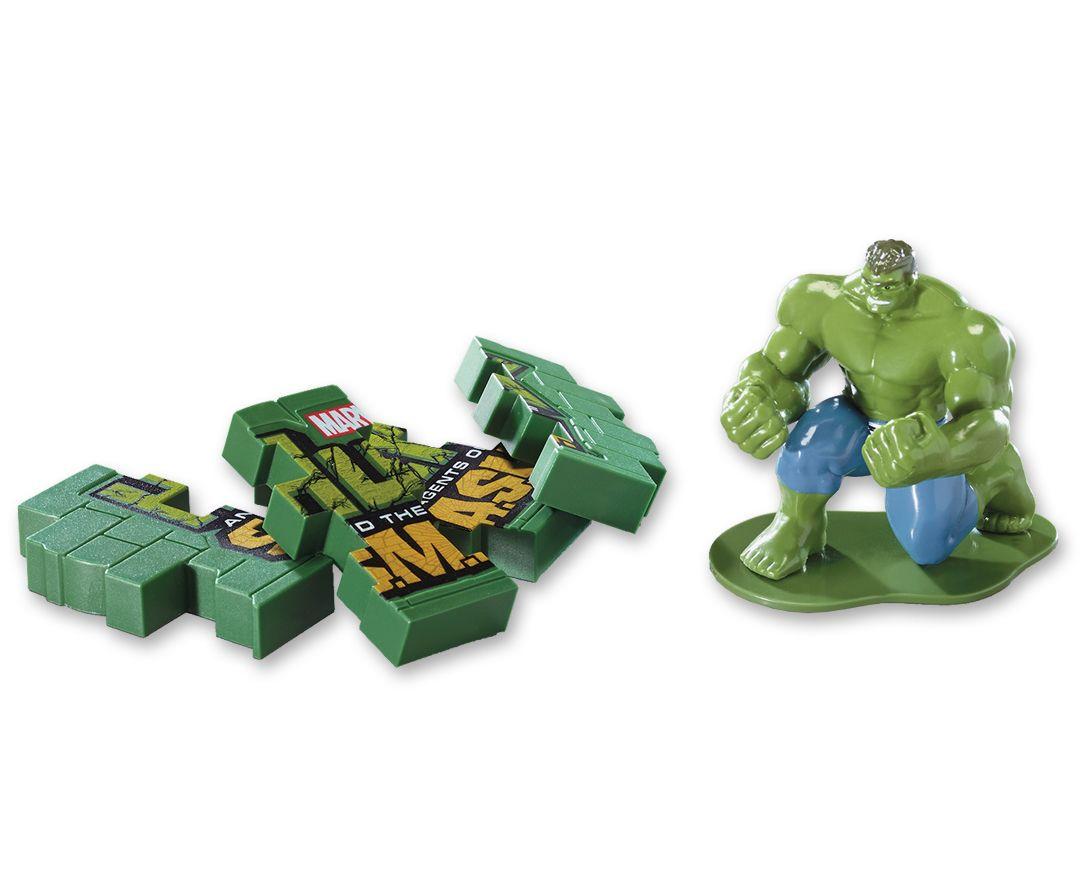 MARVELs Hulk Agents of SMASH DecoSet Cake Topper sku