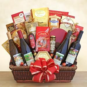 Beautiful Holiday Gifts Delivered Right To Their Door Arcanagiftbaskets