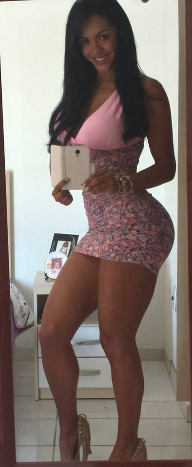 Thick brazilian women