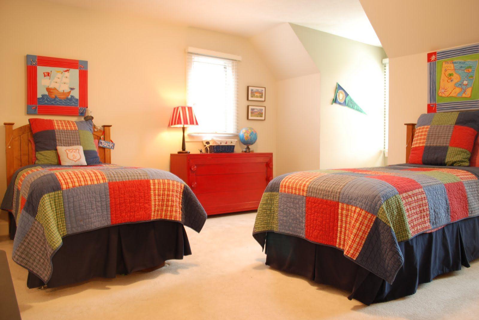 70 Twin Boys Rooms