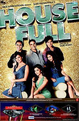 File Housefull Poster Jpg Hindi Film Deepika Padukone Movies Film