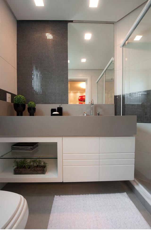 Decor salteado blog de decora o e arquitetura lavabos for Armario para lavabo