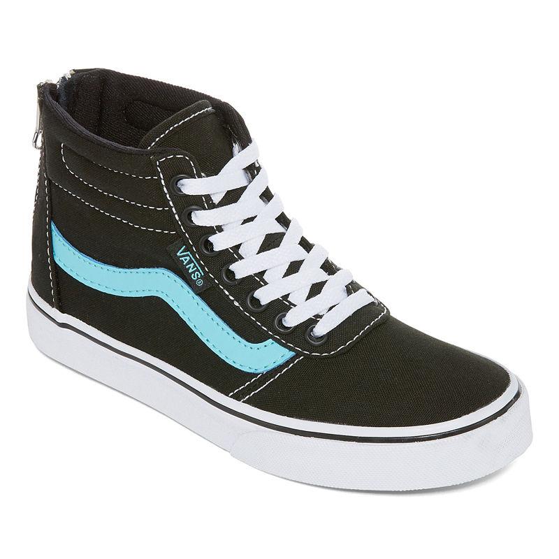 Vans Maddie Hi Zip Girls Skate Shoes