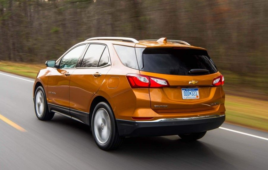 2020 Chevy Equinox More Powerful With The New Engine System
