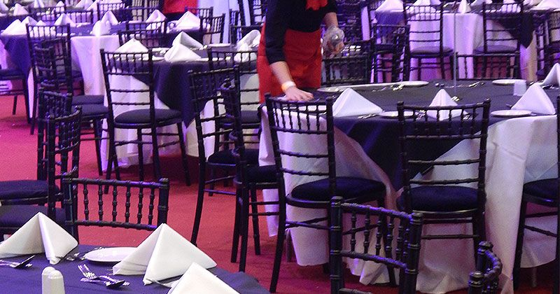 Black chiavari chair hire hire from event hire uk
