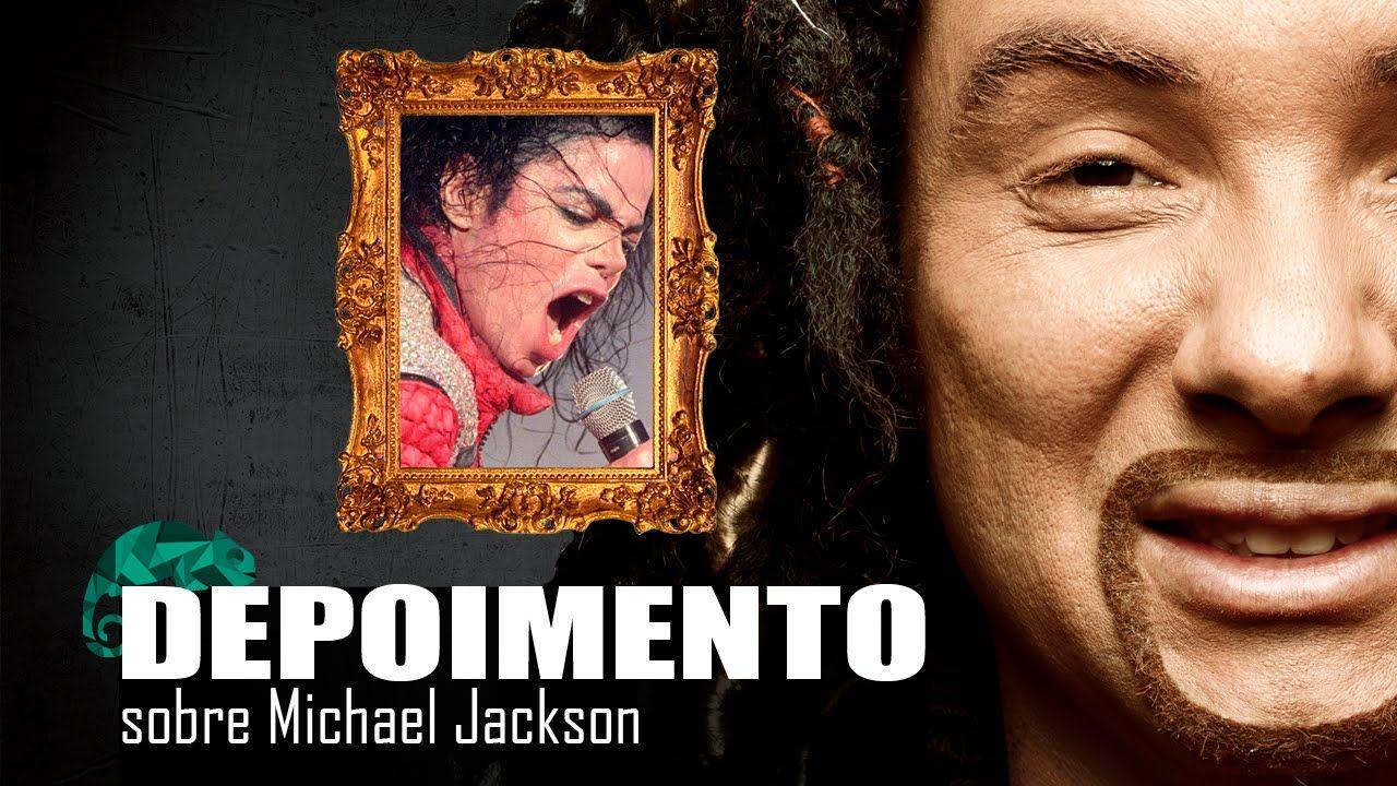 MUSTAFARY -- Depoimento sobre Michael Jackson