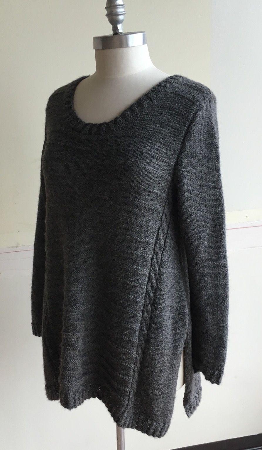 Prime Alpaca yarn from Galler Yarn. Pattern is Arabella by Ann ...