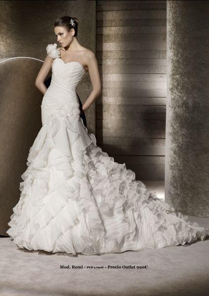 Outlet de vestidos de novia en new york