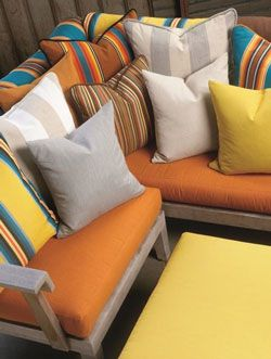 Sunbrella Icon Fabric Collection Outdoor Furniture Upholstery