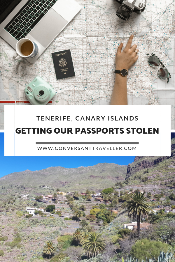 What to do if passport is stolen abroad