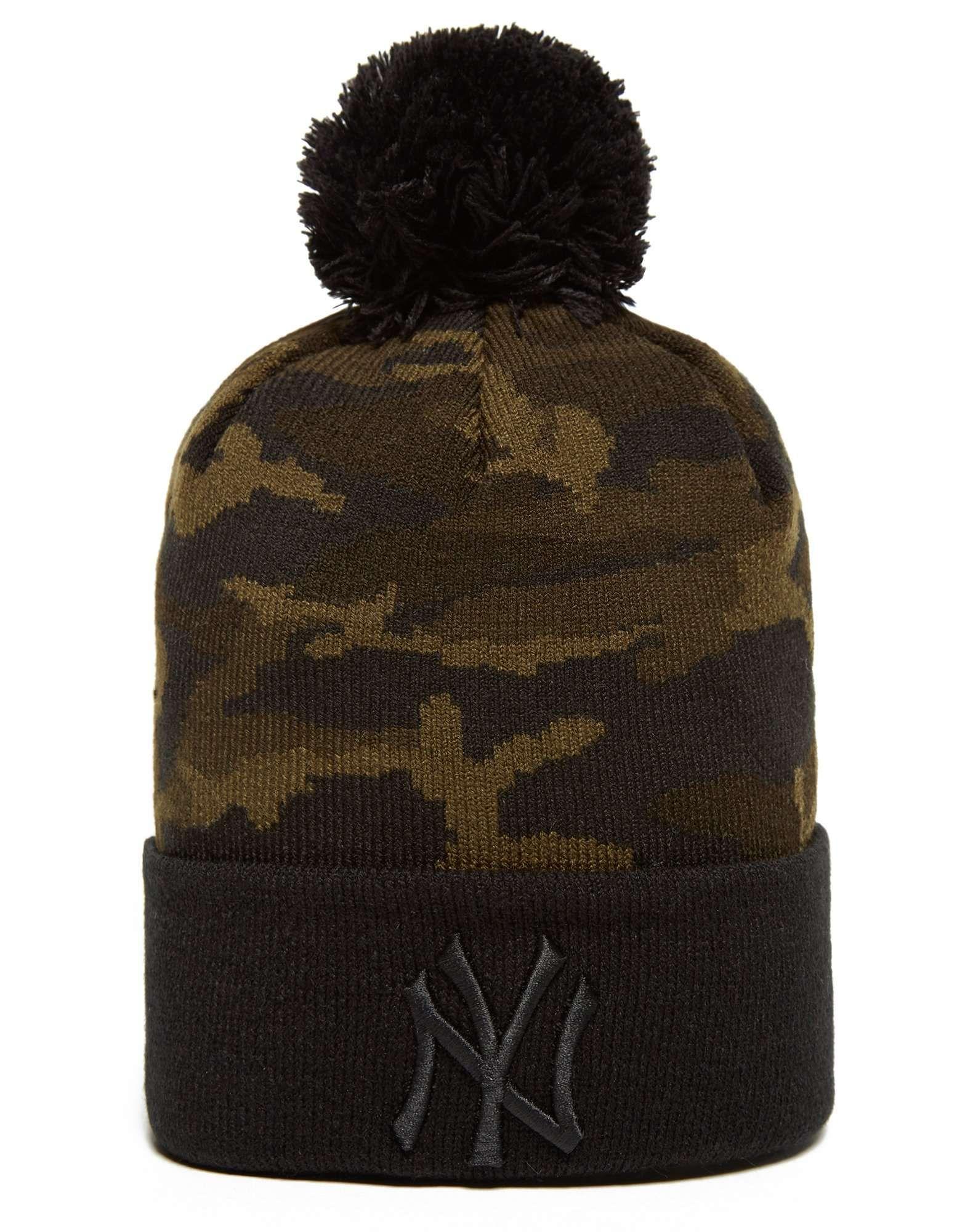24f26580864 ... get new era mlb new york yankees camo beanie hat shop online for new  era mlb ...